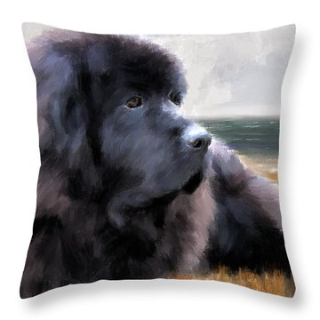 Marlene Throw Pillow