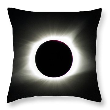 Maximum Totality Throw Pillow