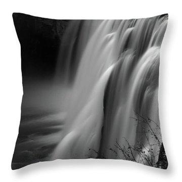 Mesa Falls Throw Pillow