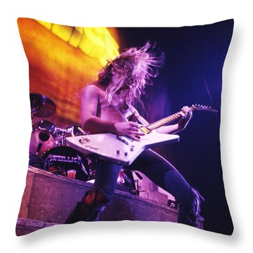 Chris Walter Throw Pillows