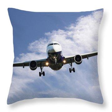 Monarch Throw Pillows