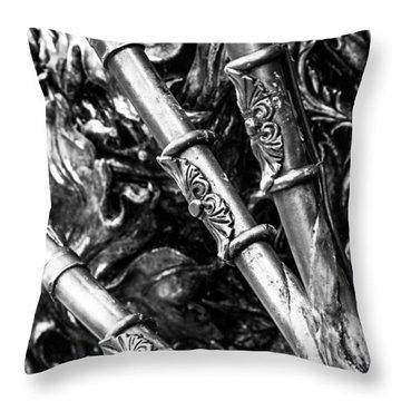 Ms Cs Ride - 2 Throw Pillow
