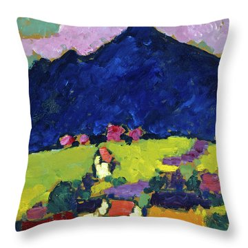 Murnau Throw Pillow