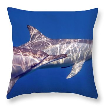 Naia Throw Pillow