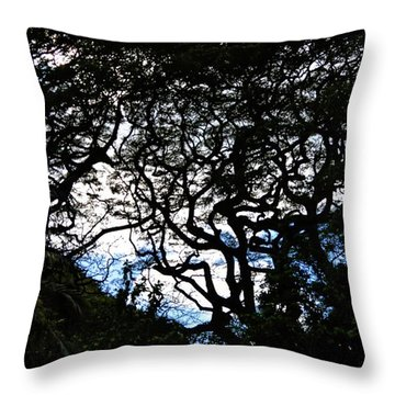 Nature 102 Throw Pillow