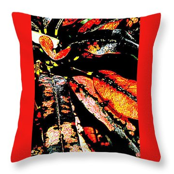 Natures Gift  Two Throw Pillow