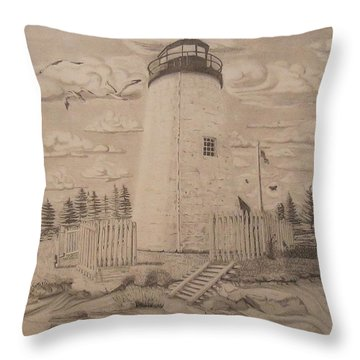 Neglected But Not Forgotten Throw Pillow