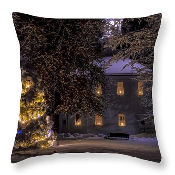 New England Photography 2016 Calendar. Throw Pillow