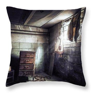 No Escape 2 Throw Pillow