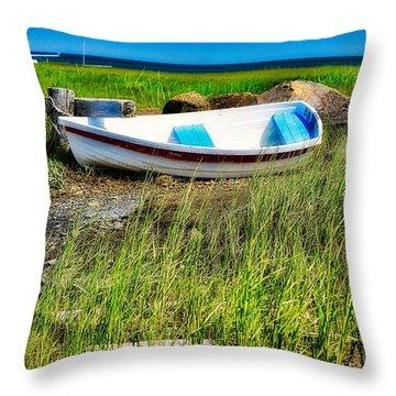 Northeast Throw Pillow