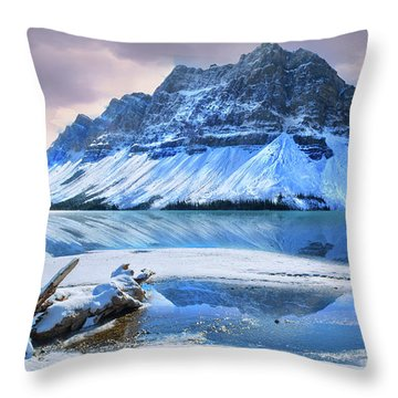 Throw Pillow featuring the photograph Num Ti Jah by John Poon