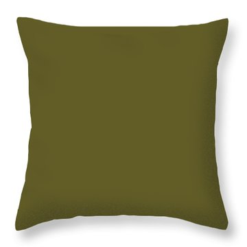 Throw Pillow featuring the photograph On The Rocks by Peter Tellone