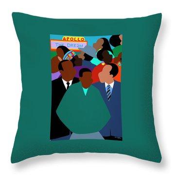 Origin Of The Dream Throw Pillow