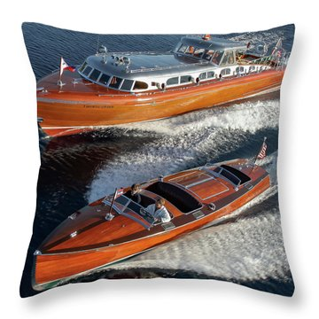 Beyond Iconic Throw Pillow
