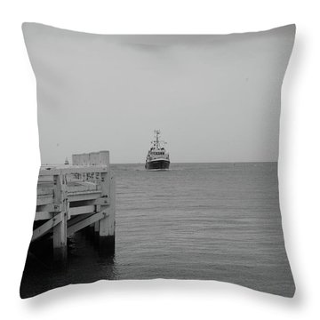 Ostend 2 Throw Pillow