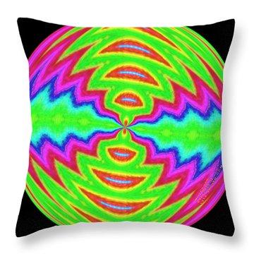 Pattern 103 Throw Pillow