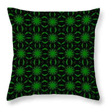 Pattern 140 Throw Pillow