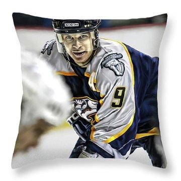 Paul Kariya Throw Pillow