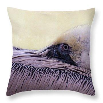 Pelican Connection 2 Throw Pillow