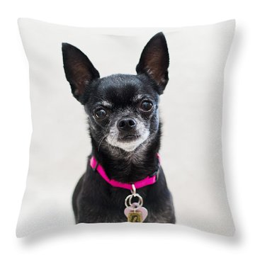 Perlita Throw Pillow