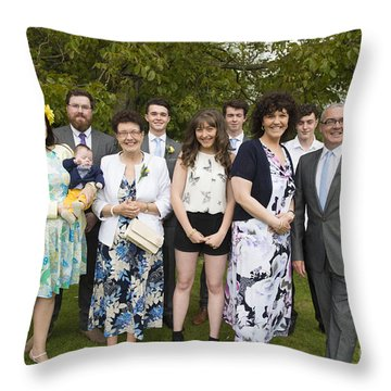 Photo 1 Throw Pillow