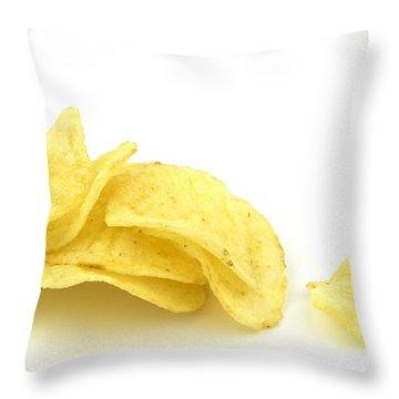 Golden Delicious Throw Pillows