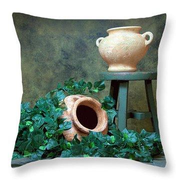 Vine Throw Pillows
