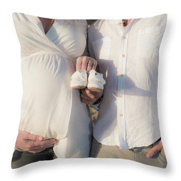 Powell Maternity Throw Pillow