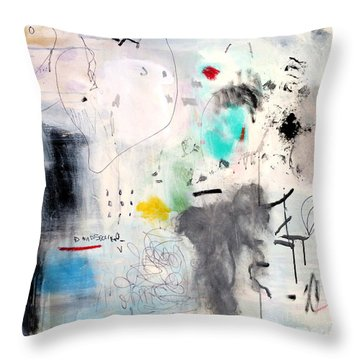 Processus Throw Pillow