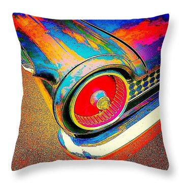 #psychedelic Sunday. There Is Just Throw Pillow