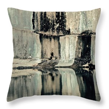 Quarry Throw Pillow by Gillis Cone