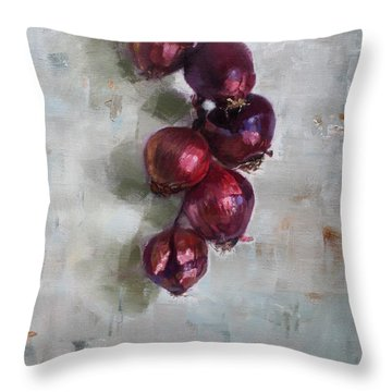 Onion Throw Pillows