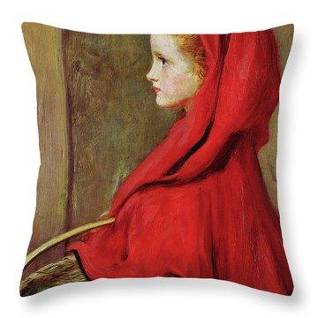 Folktale Throw Pillows