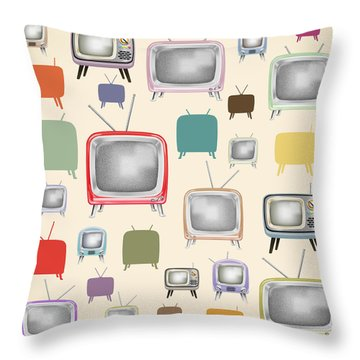 Tv Throw Pillows