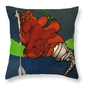 Rfb0114 Throw Pillow