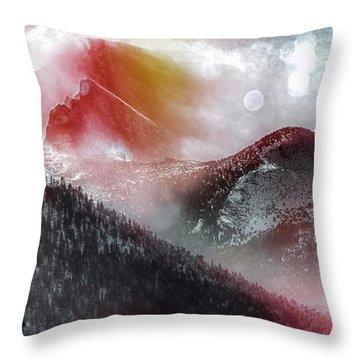 2016 Art Series #16 Throw Pillow