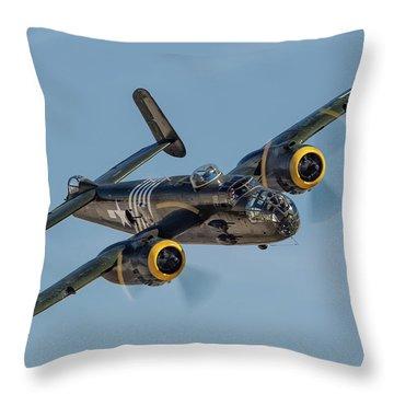 The Windup Throw Pillow