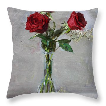 Bouquet Throw Pillows