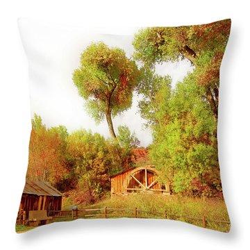 Sedona Az Throw Pillow