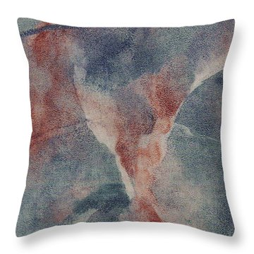 Ser.1 #10 Throw Pillow