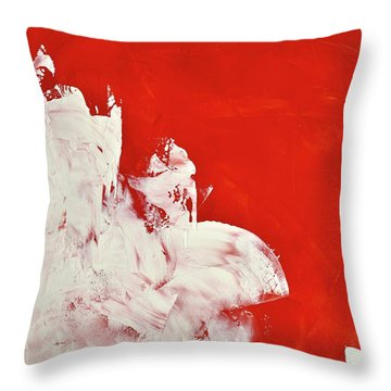 Shabby04 Throw Pillow by Emerico Imre Toth