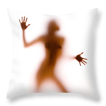 Silhouette 14 Throw Pillow
