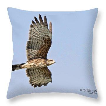Soaring Throw Pillow