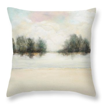 Soft Tumbleweed Throw Pillow
