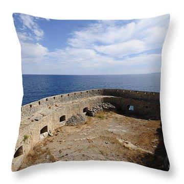 Crete Throw Pillows
