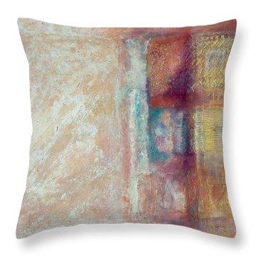 Spirit Matter Cosmos Throw Pillow