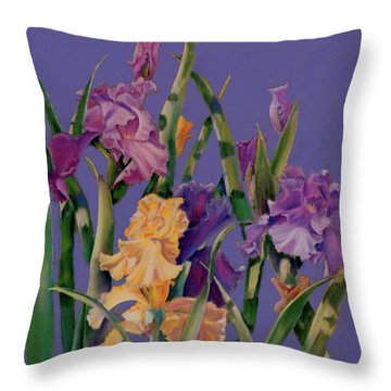 Spring Recital Throw Pillow
