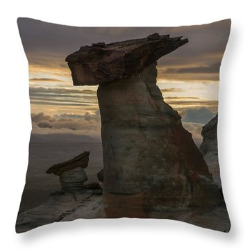 Stud Horse Point Throw Pillow