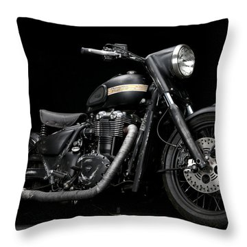 Suckerpunch Sally Throw Pillow