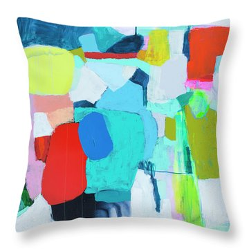 Take My Place Throw Pillow